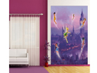 Fliis-fototapeet Disney fairies in London 180x202 cm ED-99090