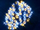 Valguskett Serie LED 192, 8 funktsiooni AA-99802