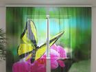 Šifoon-fotokardin Bright colours 240x220 cm ED-99915