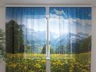Šifoon-fotokardin Alps 240x220 cm ED-99942