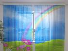Šifoon-fotokardin Rainbow 240x220 cm ED-99956