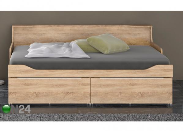 Lahtikäiv voodi Combee 80/160x200 cm AQ-100057