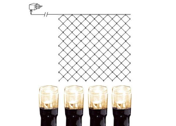 Valguskardin Serie LED 3x3 m AA-100089