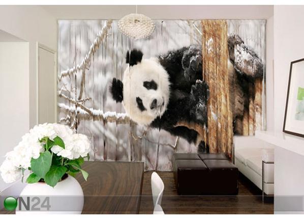 Fotokardinad Panda 290x250 cm AÄ-101224