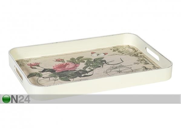 Dekoratiivne kandik Rose EV-101728