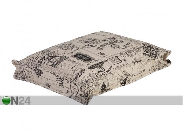 Põrandapadi Home 58x42 cm EV-101757