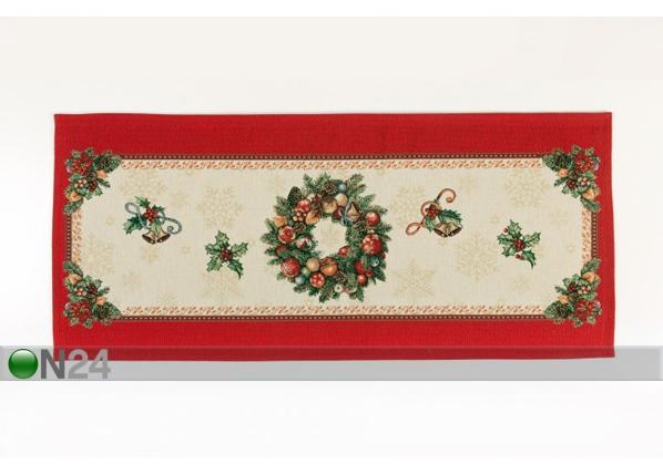 Gobeläänkangast jõululinik Fidelity 44x100 cm TG-102891