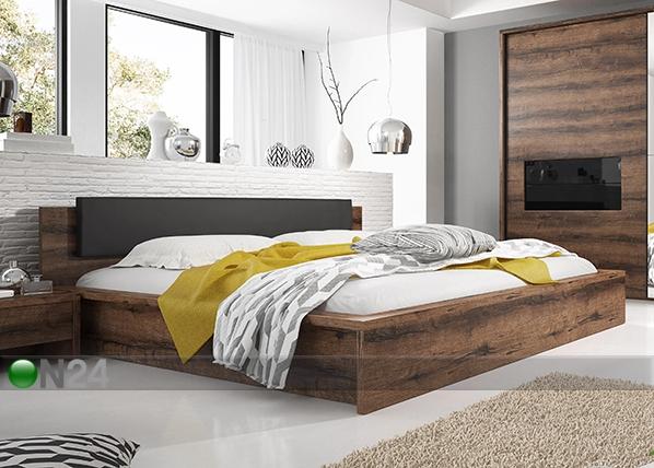 Ülestõstetava põhjaga voodi Indira WS-103174
