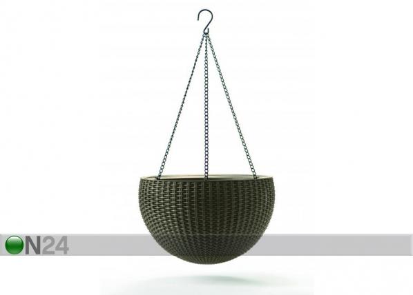 Ampel Keter Sphere Planter, mocha TE-109018
