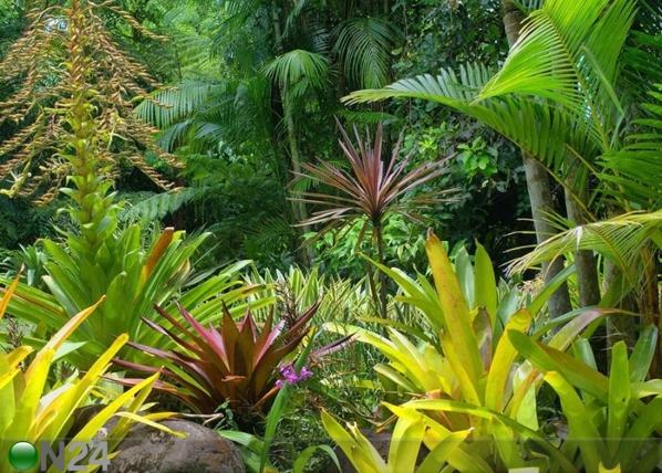 Fliis-fototapeet Deep Jungle 360x270 cm ED-109408