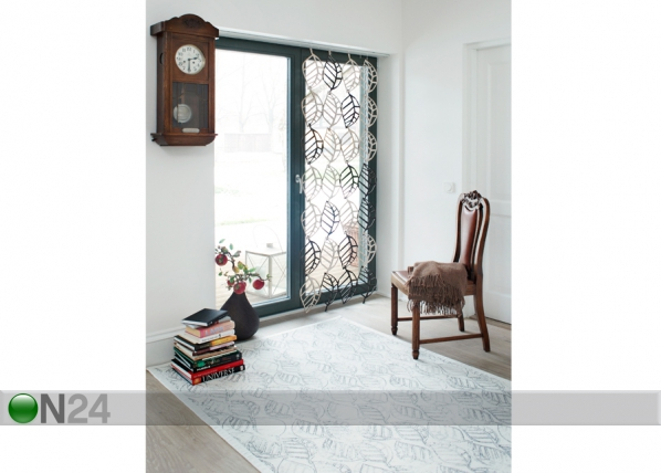 Narma newWeave® šenillvaip Niidu white NA-109561
