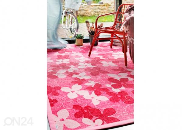 Narma newWeave® šenillvaip Nurme pink NA-109633