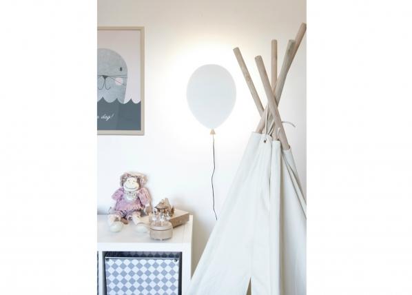 Seinavalgusti Balloon AA-111339