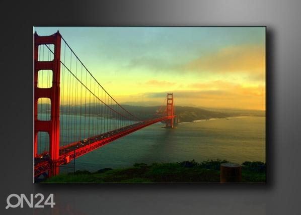 Seinapilt Bridge 120x80 cm ED-114377