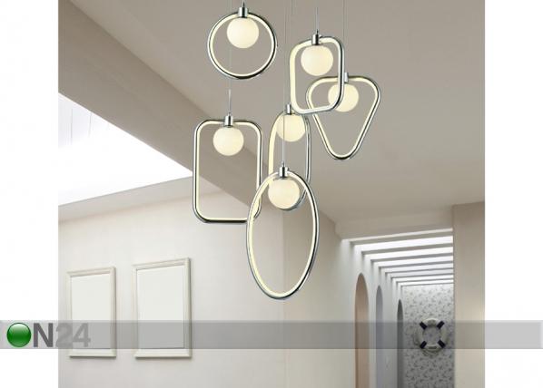 Rippvalgusti Anello-6 LED A5-115767