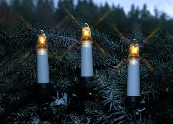 LED kuuseküünlad AA-122230