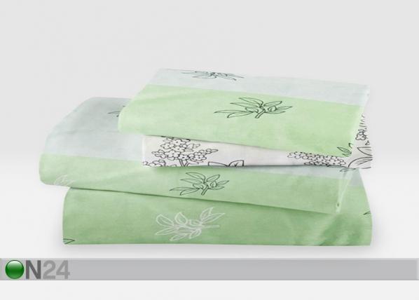 Voodilina Green 150x220 cm VO-123056