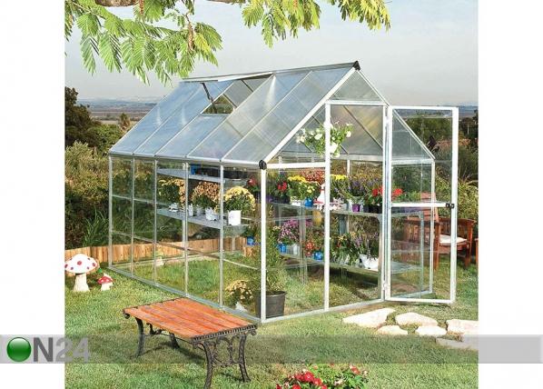 Kasvuhoone Palram Hybrid 5,66 m² PO-126791