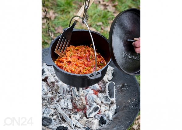 Malmist pada kaanega Barbecook 9 L TE-128746