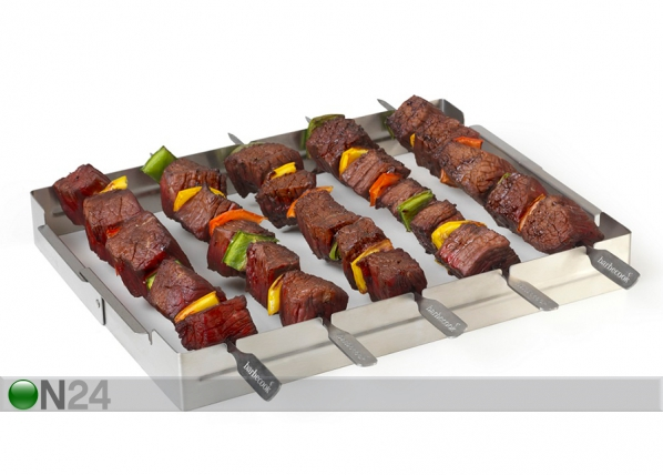 Grillimisalus kebabile Barbecook TE-129380