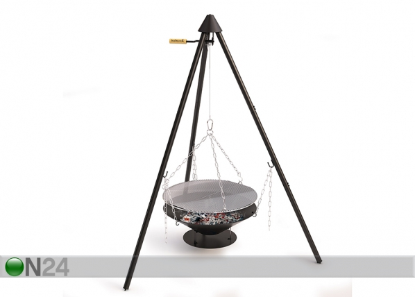 Söegrill/tulease Barbecook Junko TE-129880