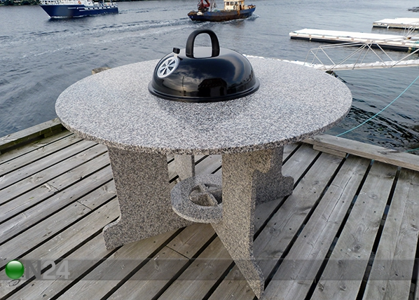 Graniidist aialaud grilliga AV-131230