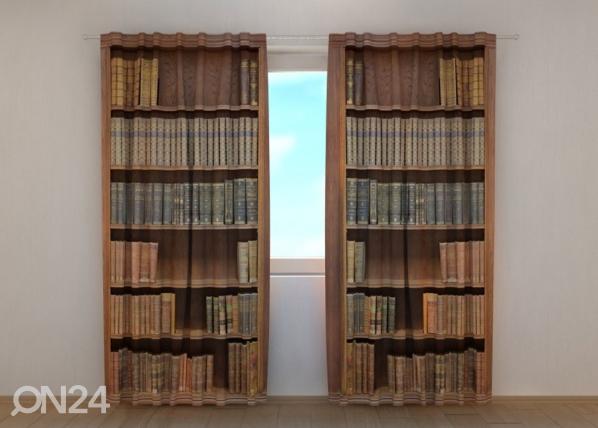 Pimendav kardin Bookcase 240x220 cm ED-134216