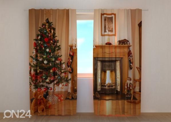 Pimendav kardin Fireplace ED-134667