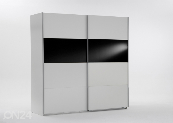 Lükandustega riidekapp Easy Plus SM-138987