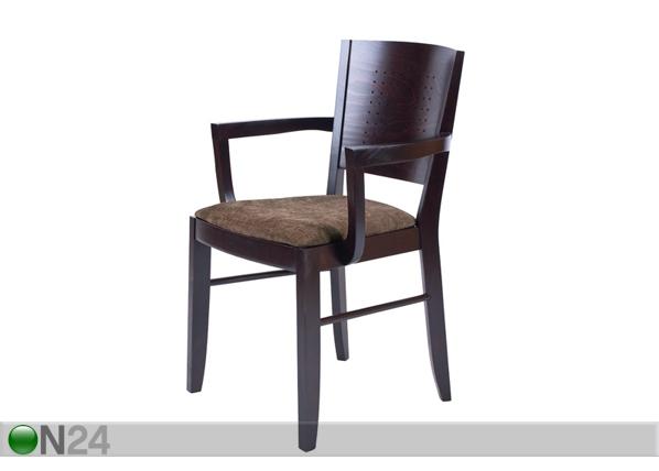 Puidust tool käetugedega TT-23335