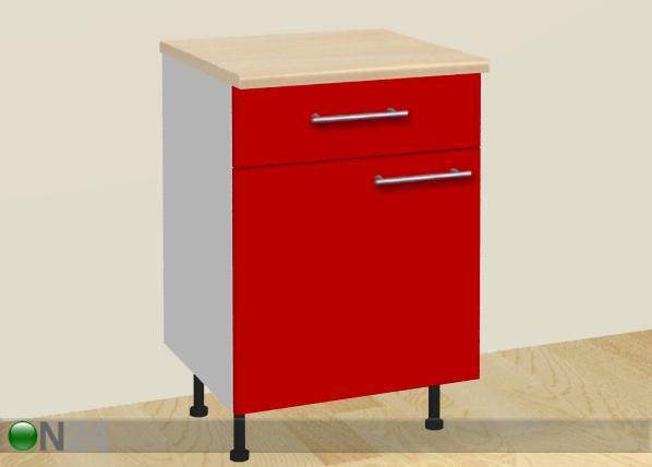Ukse ja sahtliga köögikapp AR-24811