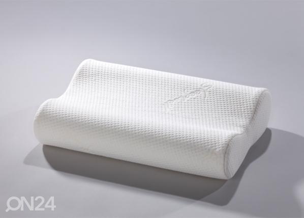 Sleepwell anatoomiline padi Memory Soft 34x50x11 cm SW-25177