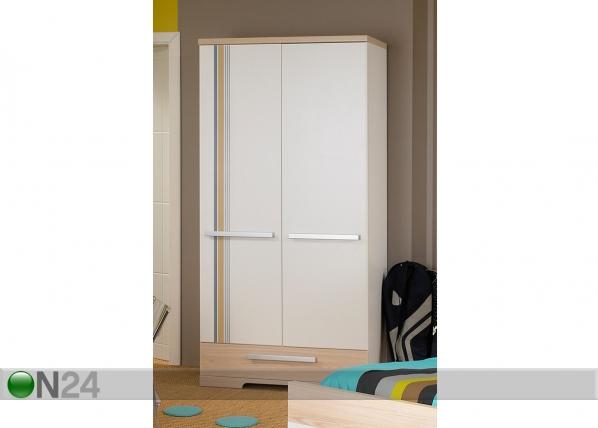 Riidekapp Titouan 2 uksega MA-26964