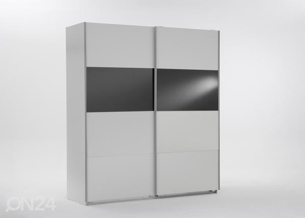 Lükandustega riidekapp Easy Plus SM-34184