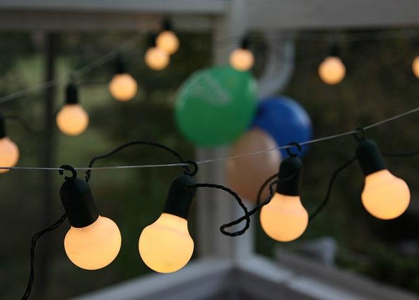 Valguskett Party Balls 20LED AA-38914