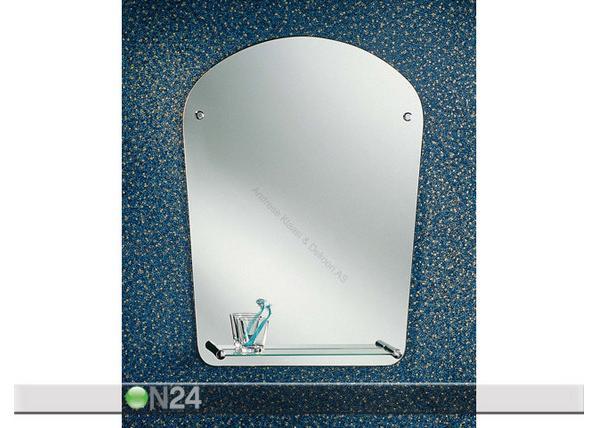 Peegel Interior-1 riiuliga AD-3988