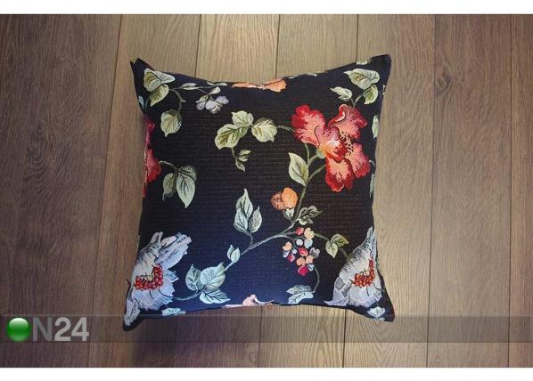 Gobeläänkangast dekoratiivpadi Viena lilledega TG-42861