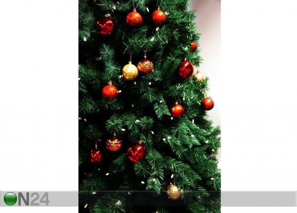 Kunstkuusk LED tuledega Ontario 225cm AA-43251