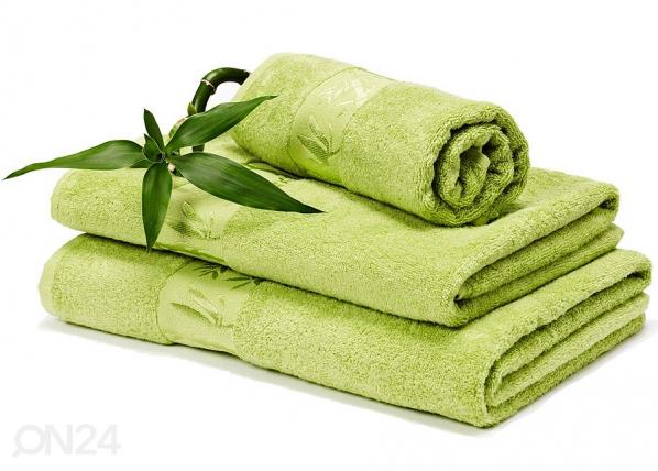 Bambusrätik roheline AN-43645
