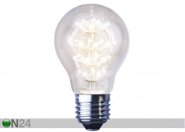 Dekoratiivne LED elektripirn E27 1,4W AA-43913