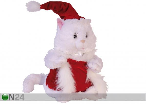 Jõuludekoratsioon kass AA-43963