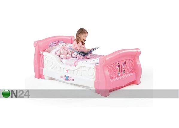 Step2 väikese tüdruku voodi WB-44855
