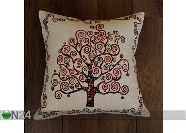 Gobeläänkangast dekoratiivpadi Art 45x45 cm TG-48946