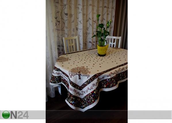 Gobeläänkangast laudlina Art 140x220cm TG-48950