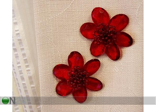Kardinamagnet punane lill TG-49705
