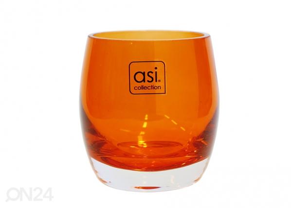 Küünlaalus Oranž kera Ø7cm ET-51537