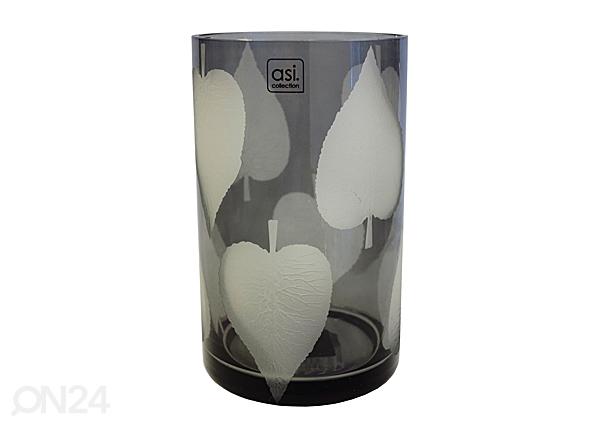 Küünlaalus/lillevaas Hall leht 19cm ET-51585