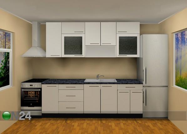 Köök Luisa 240 cm AR-52544