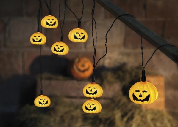 Valguskett Pumpkin AA-54985
