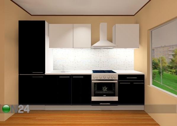 Köök Kaisa 2 P mini 280 cm AR-55431